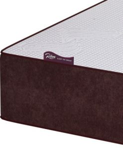 GelFlex Reflex Memory Foam Mattress-Comfortable Memory Foam- 10″ Depth