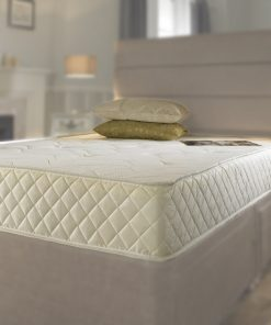 Orthopedic Coil Spring Memory Foam Mattress- Comfy Sleep Spring Mattress