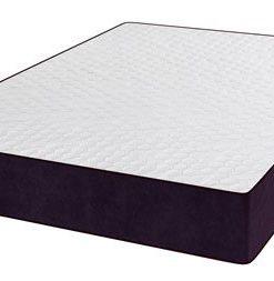 Terza GelFlex Reflex Memory Foam Mattress-Comfy Reflex Memory Foam