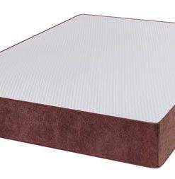Santino CoolBlue Memory Foam- Super Soft Cool Surface Gelflex Reflex Foam Mattress