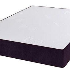 Valerio Cool Marble Reflex Memory Foam Mattress-Luxury Comfy Marble Memory Foam Mattress