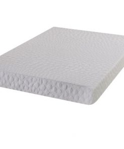 Premium Hybrid Soft Memory Foam Mattress with Orthopaedic Relief Reflex Foam-