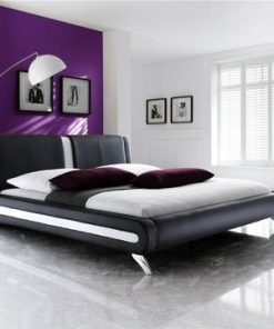 Leather Beds, Free Delivery Service, Double Leather Bed