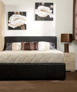 Prado Plus Designer Faux Leather Bed
