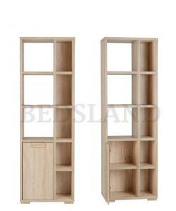 Cambourne 1 Door Display Unit - Cup Board - Shelf - Storage - Kitchen Furniture