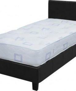 Prado Designer Faux Leather Bed