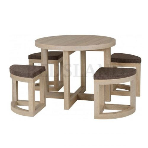 Stowaway Dining Set - Dining Stool - Dining Table