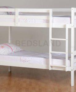 Med Panama Bunk Wooden Bed Set