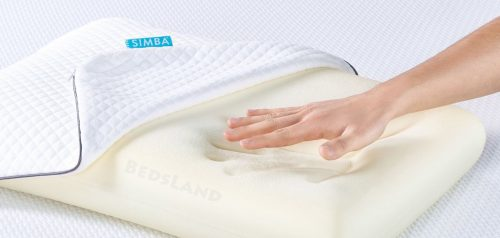 comfy memory foam pillow - comfort and soft