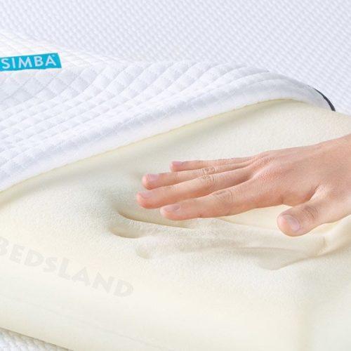 comfy memory foam pillow - comfort and soft